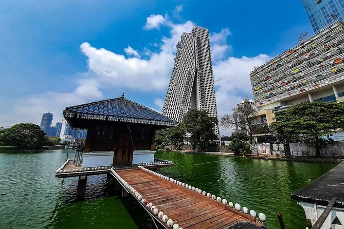 Private Full-Day City Tour of Colombo with Hotel Pick Up