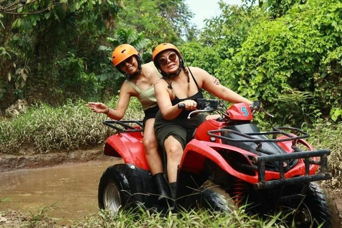 Ubud Experience And Bali Quad Adventure