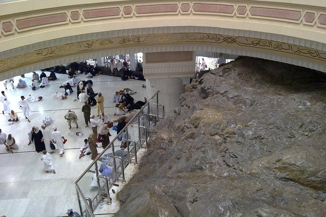 Mount of Safa Marwa