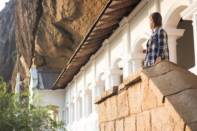 Dambulla Caves and Kaudulla Safari Tour