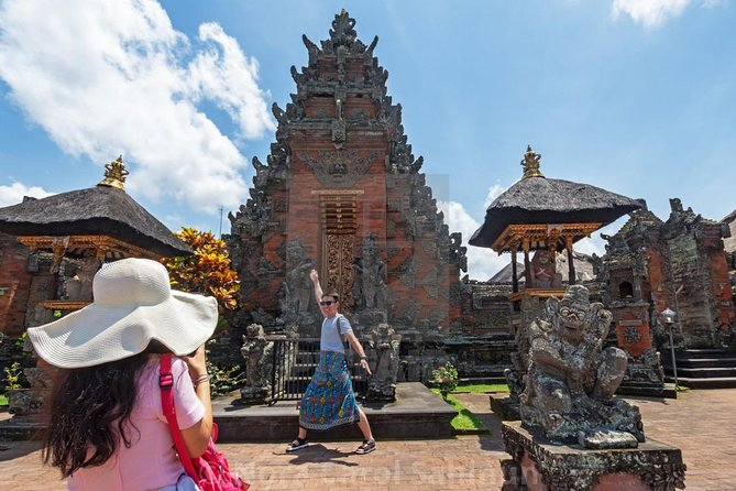 Full-Day in Bali : Private Design-Your-Own Tour