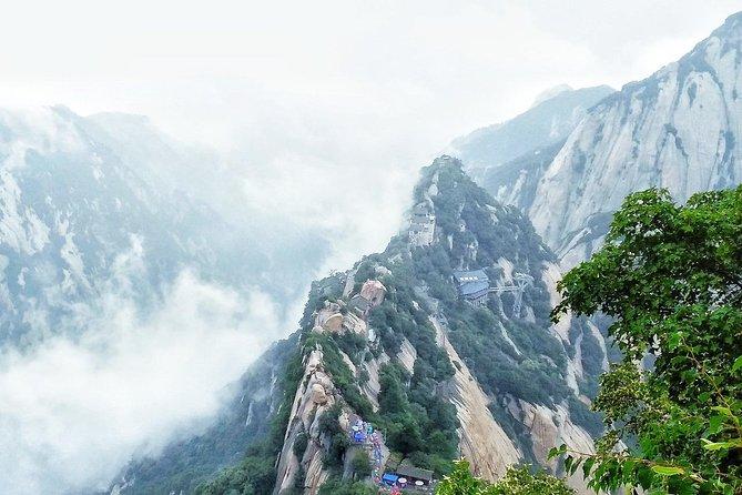Xi'an One Day Tour - Hiking tour of Mt. Huashan