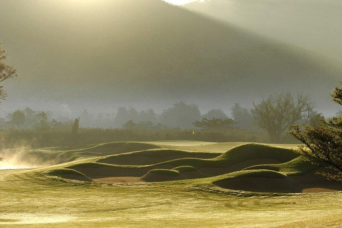Golf in Chiang Mai at Chiang Mai Highlands Golf & Spa