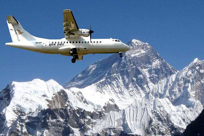 Everest Mountain Flight – Day Tour