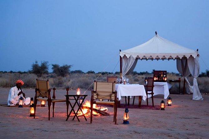 6 Days 5 Nights Rajasthan Private Desert Tour from Delhi