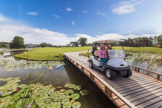 Golf in Phuket at Laguna Phuket Golf Club