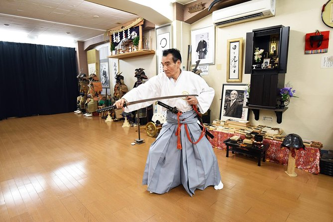 Learn to be a Samurai with an Iaido master
