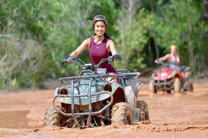 Phuket ATV Quad Bike 2 hours Tour