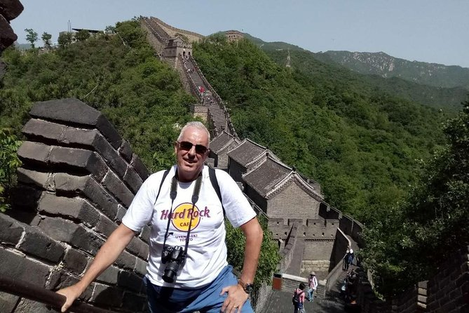 Full-Day Badaling Great Wall & Beijing Ming Tombs Private Tour
