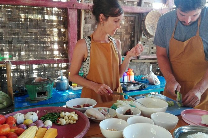 Half-Day Cooking Class in Yangon
