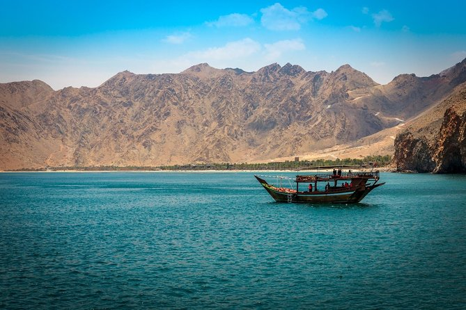 Full day Muscat City Tour with Sunset Cruise