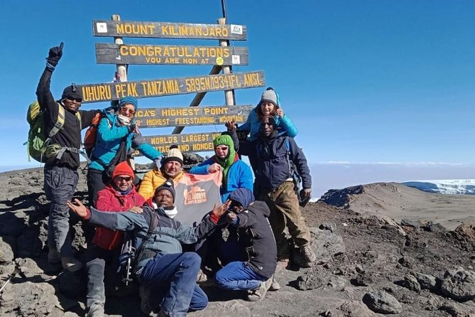 7 Days Mt. Kilimanjaro Trekking (Machame Route)