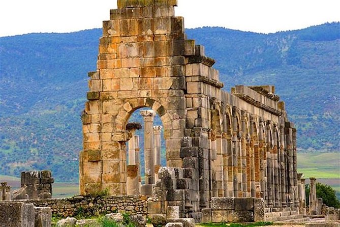 Day Trip from Fez to Volubilis and Meknes