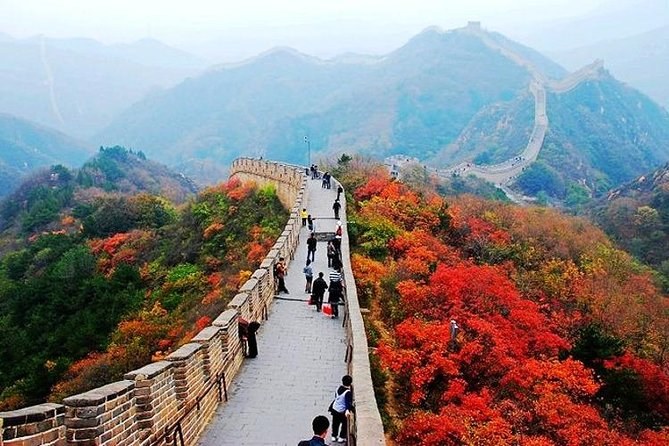 2-Day Beijing Private Flexible Tour from Shanghai by Bullet Train