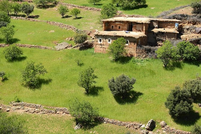 Full-Day Private Imlil Trip in Atlas Mountains from Marrakech