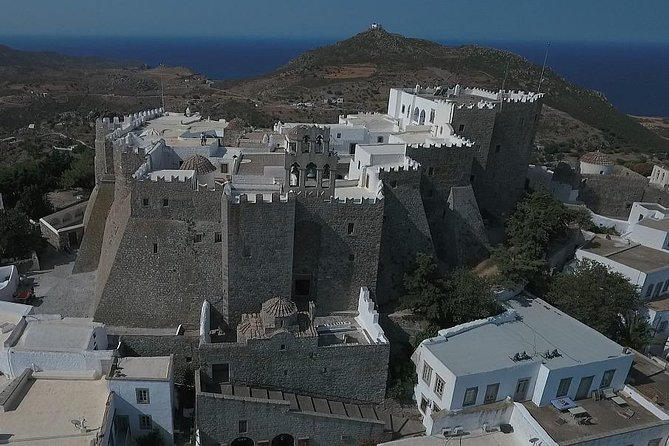 Patmos- Monastery of Saint John and the Grotto of the Apocalypse