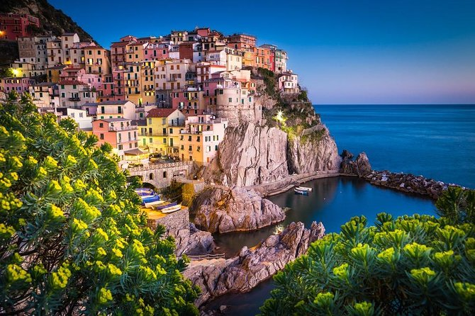 Private Easy Cinque Terre day trip from the port of Livorno