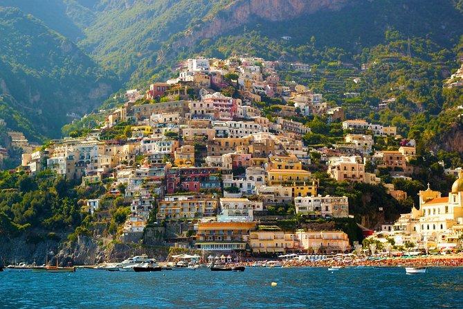 One day tour Positano & Amalfi