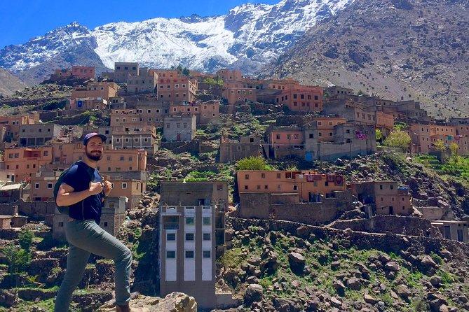 3 Days Berber Villages Trek High Atlas Valley from Marrakech