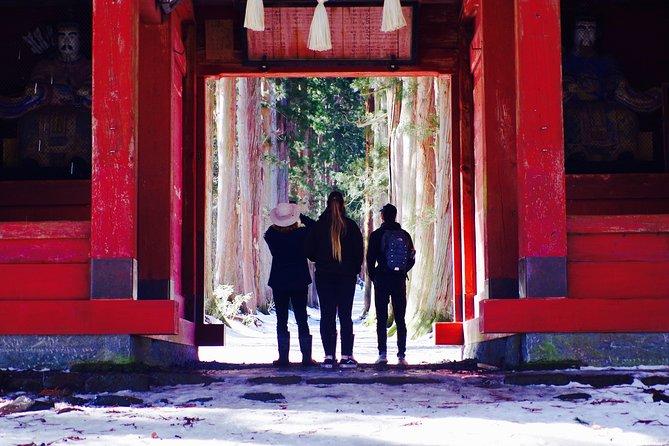 Togakushi Shrine Hiking Trails Tour