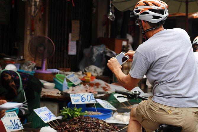 Biking Bangkok's Weekend Floating Markets