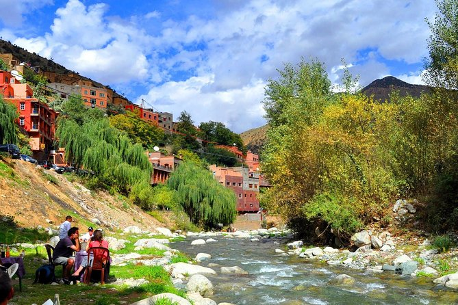 Full day Trip to Ourika Valley & Atlas from Marrakech