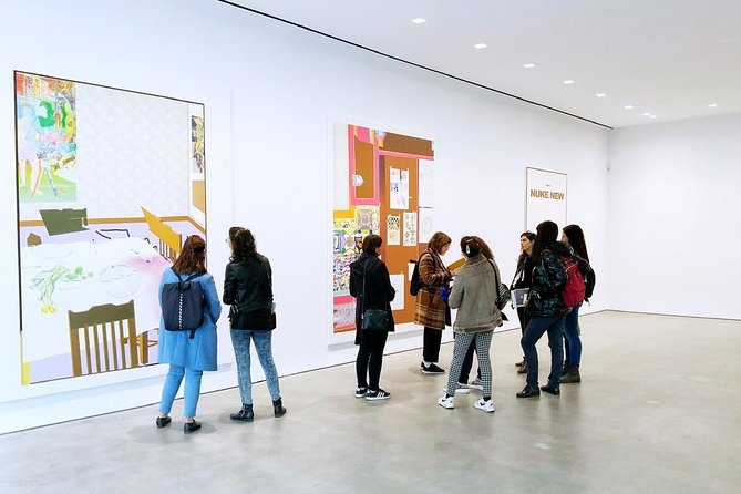 Show and Tell The Best Contemporary Art Galleries Guided Tour