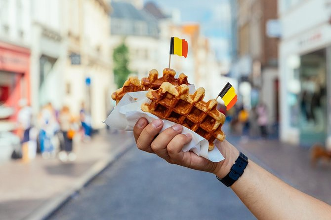 Your Private Tailored Belgian Food Tour with a Local