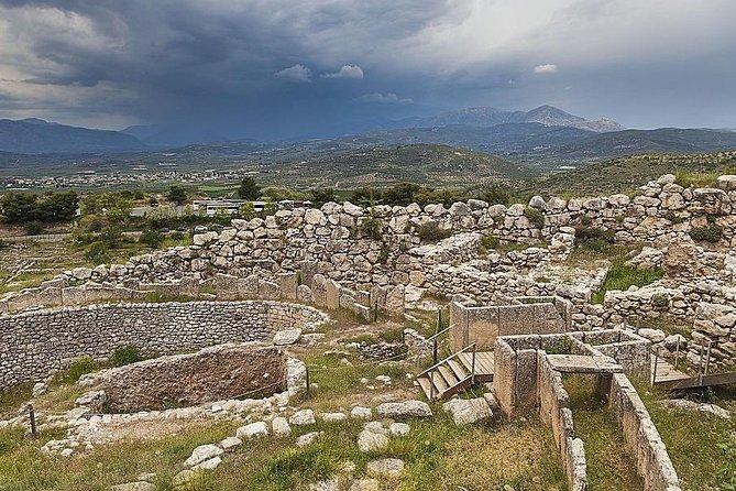 Nafplio- Mycenae and Palamidi // Shore Excursion