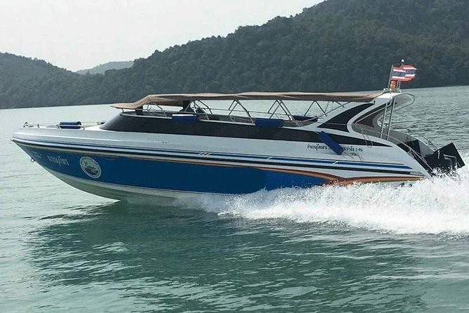 Private Speed Boat Charter to Monkey Beach Phi Phi Island