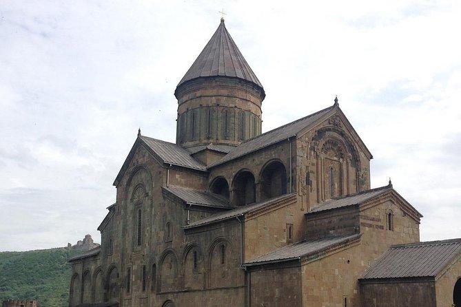 Mtskheta - Jvari chuch