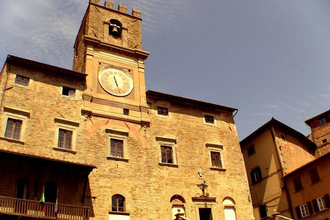Direct Transfer from your Hotel il CORTONA to your Hotel in ROME