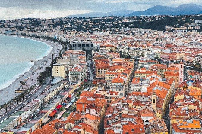 7 Day Rail Tour - Paris, Nice & Marseille