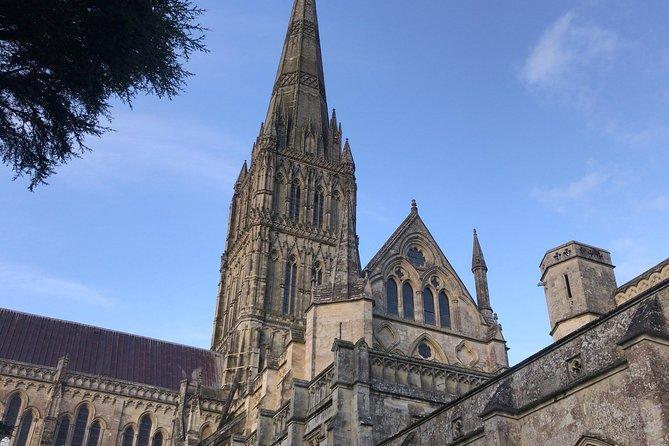 Salisbury - Stonehenge - Bath from London or Port Southampton