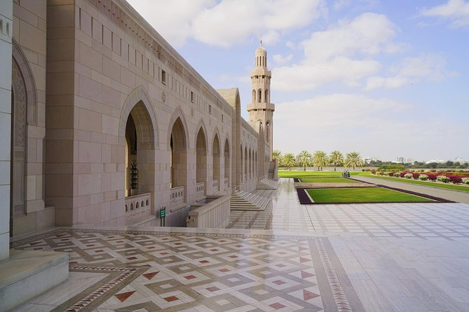 Half day Muscat City Tour with National Museum