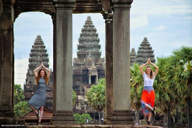 5-Days Private Tour Discover Siem Reap and Phnom Penh City