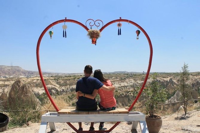 Full day Cappadocia Red Tour