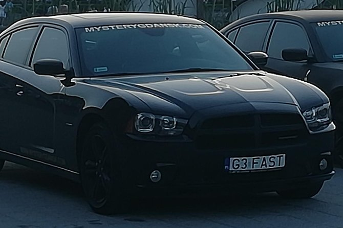 Private 20-Minute Dodge Charger R/T 5.7 V8 Hemi 400 HP ride