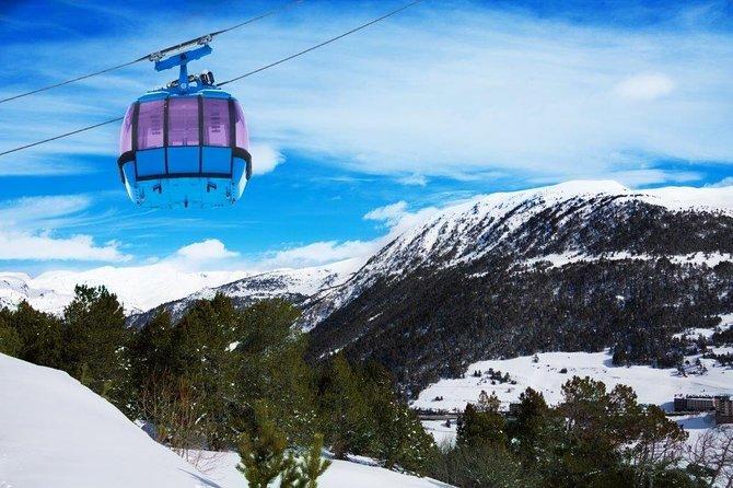 Andorra Skisafari Superior Package, Self Drive