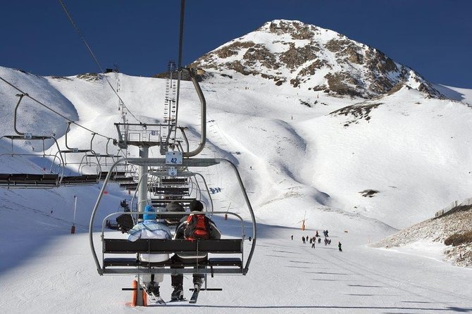 Andorra Skisafari Deluxe Package, Self Drive