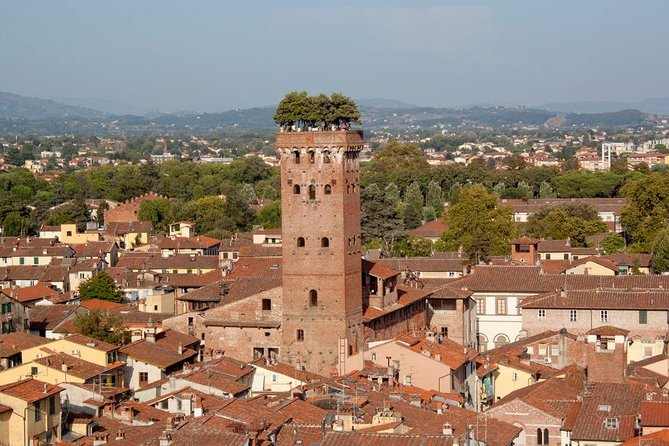 Direct Transfer from your Hotel in LUCCA to your Hotel in ROME