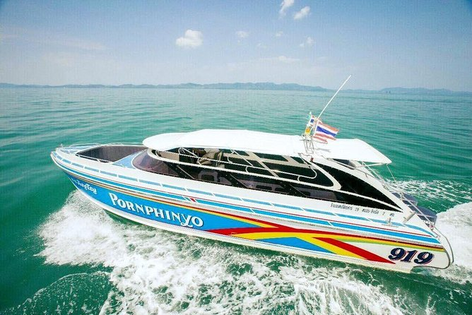 Private Speed Boat Charter to Raya Island