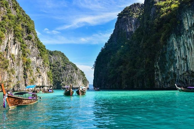 Phi Phi Khai Island Tour By Speed Boat