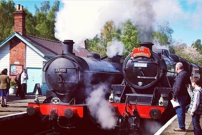 Private Tour - Moors, Whitby & The Yorkshire Steam Railway Day Trip from York