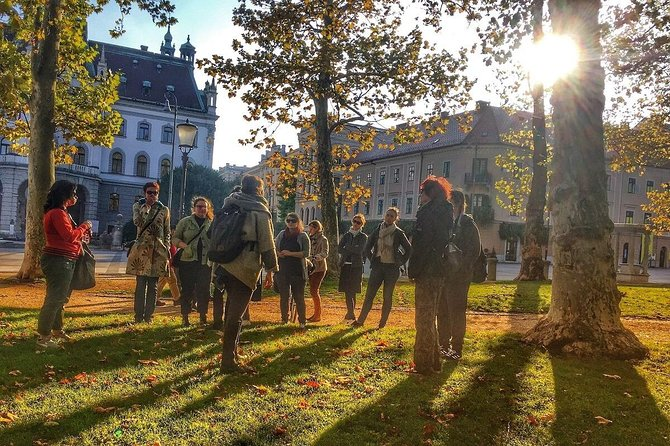 Ljubljana Women of Letters Walking Tour (small group)