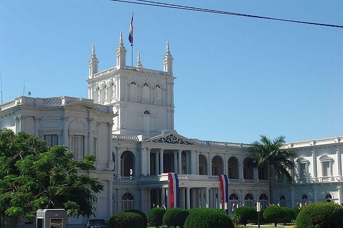 Private Half day city tour in Asuncion, Paraguay