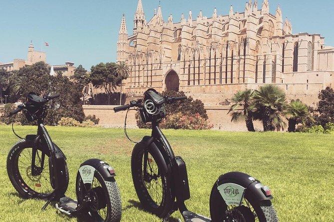 Palma de Mallorca Electric Kickbike Private Tour