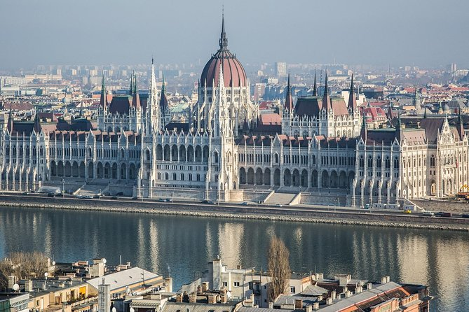 2 Hours Walking Tour in Budapest