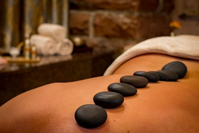75 Min.Hot Stone and herbal oil Massage in Pokhara