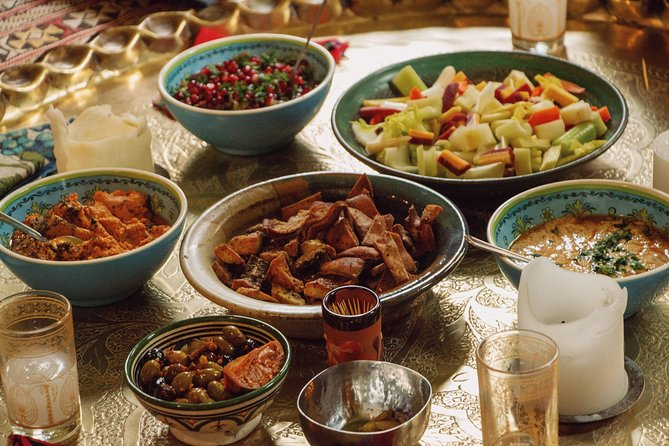 Private Dining: Mediterranean dinner in Minneapolis with local chef